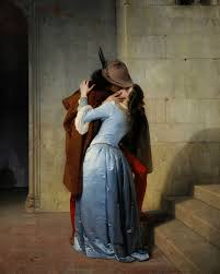 Il-bacio-Hayez Orvieto  - Quotazione Valutazione Quadri