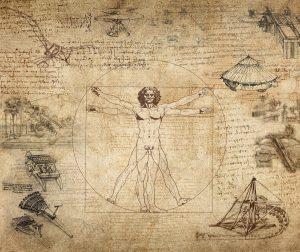 Luomo-Vitruviano-300x252 L'uomo Vitruviano