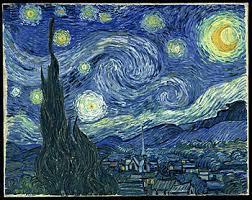 Notte-Stellata-Van-Gogh VALUTAZIONE QUADRI Zoagli  - Quotazione Valutazione Quadri