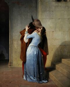Il-Bacio-241x300 I quadri d'amore più belli