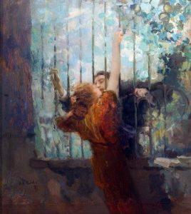 Il-convegno-268x300 I quadri d'amore più belli