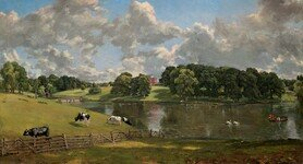 John-Constable Il Quadro più bello del Mondo