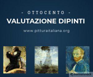 valutazione-dipinti-ottocento-300x250 FOSSATI AGOSTINO PITTORE  - QUOTAZIONE