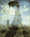 Monet-Parasol Autenticare un'opera d'arte